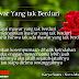Puisi Patah Hati  Mawar Yang tak Berduri | 34 Sastra Indonesia