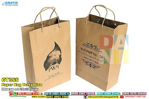 Paper Bag Pertamina