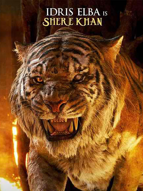 idris elba the jungle book remake shere khan