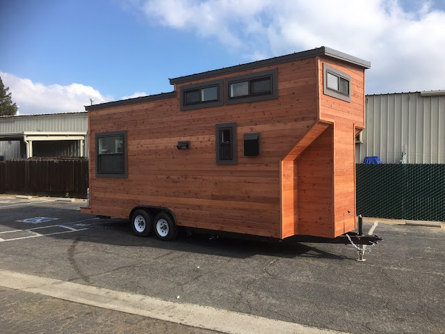 Tiny Home Designs: TINY HOUSE TOWN: California Tiny House #4