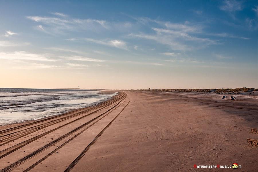 Playa Castilla, Huelva