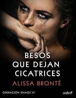 Besos que dejan cicatrices- Alissa Bronte