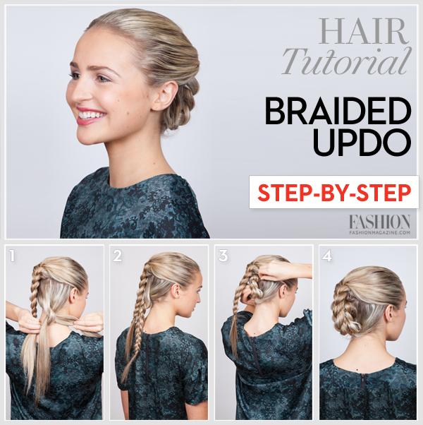 Los mejores tutoriales de peinados  | Navidad a la moda