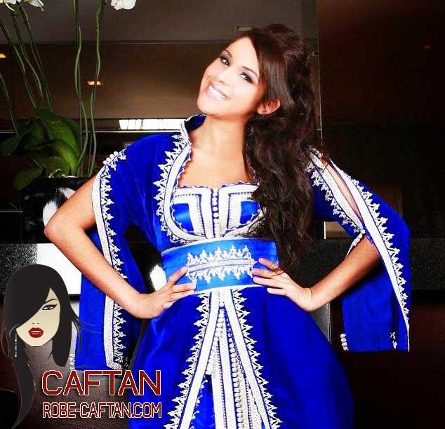 Caftan moderne pour jeune fille 2016