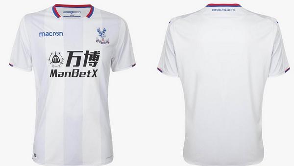 Palace hanno lanciato un nuovo terza maglia bianco per la campagna 2017 18 a5588ac87b8