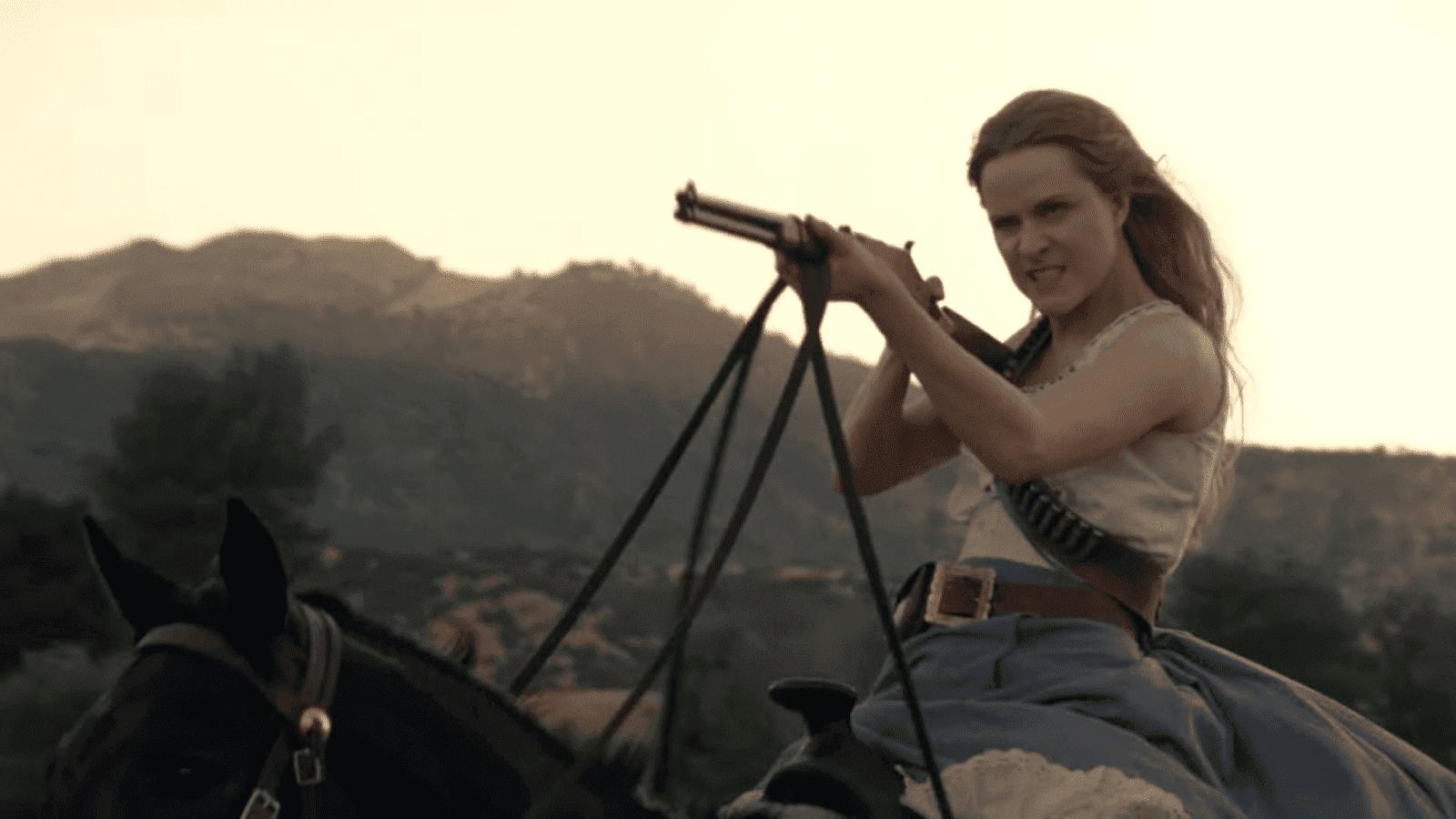 Westworld Dolores Wyatt