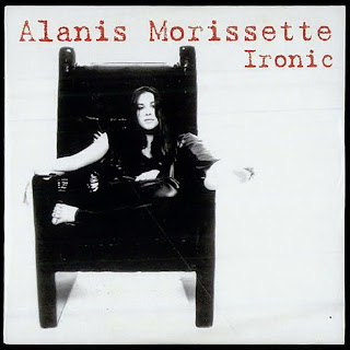 Ironic. Alanis Morrissette. Jagged Little Pill