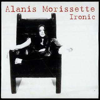 Ironic. Alanis Morrissette. Jagged Little Pill