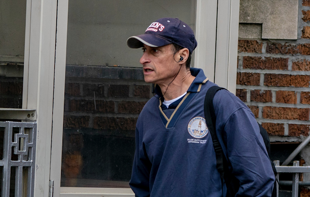 Anthony Weiner to Register as Sex Offender