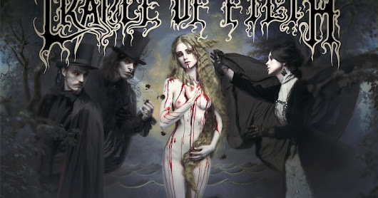 "REVIEW | Cradle of Filth ""Seductiveness of Decay"" english version"