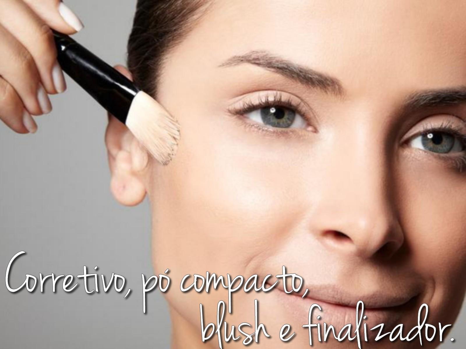 A escolha dos produtos certos é uma garantia extra da maquiagem ficar boa e  durar mais tempo, por isso é sempre bom pesquisar e perguntar sempre na  hora de ... bfa16caafd