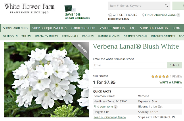 White flower farm gift certificate choice image flower decoration white flower farm gift certificate gallery flower decoration ideas white flower farm gift certificate image collections mightylinksfo
