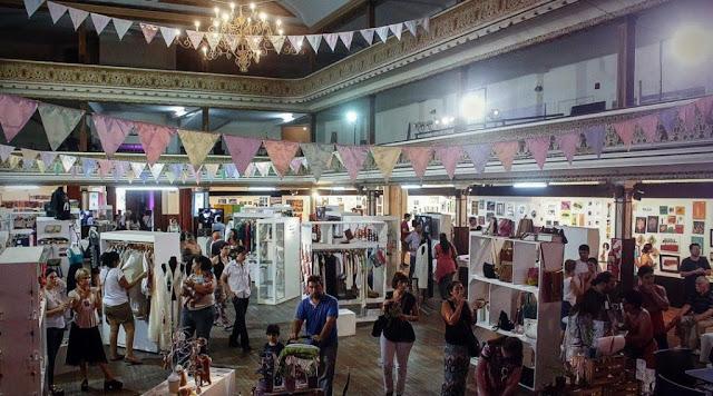Mercado de Artesanías em Salta, Argentina