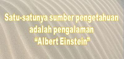 Kumpulan kata bijak motivasi kehidupan - Albert Einstein