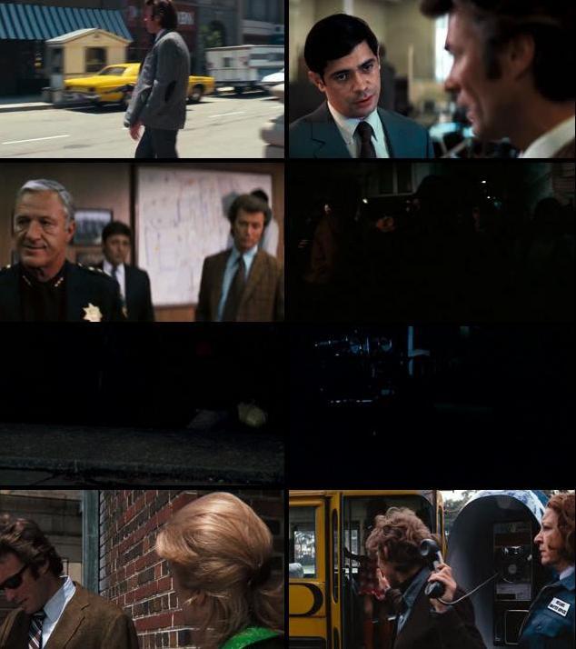 Dirty Harry 1971 Dual Audio Hindi 720p BluRay 800mb
