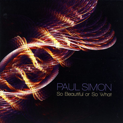 Albums Of The Year 2011 - Paul Simon - So Beautiful Or So What