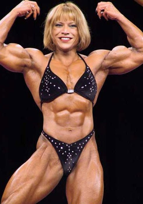 Female Bodybuilding - Juliette Bergmann