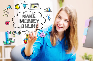 Top 5 way to earn money from Website