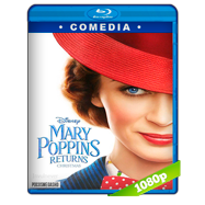 El regreso de Mary Poppins (2018) BRRip 1080p Audio Dual Latino-Ingles