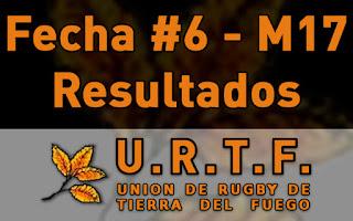 [URTF] Resultados: Menores de 17 - Fecha Final