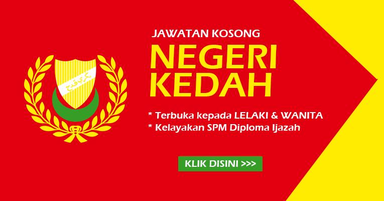 Jawatan Kosong di Negeri Sabah
