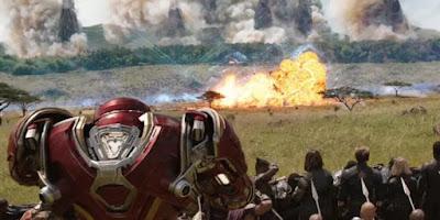 Yenilmezler Sonsuzluk Savaşı indir