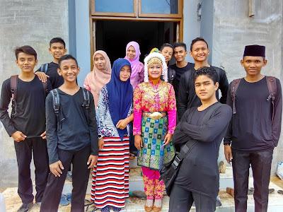 Siswa MAN Insan Cendekia Aceh Timur Meriahkan Pekan Kebudayaan Aceh Timur