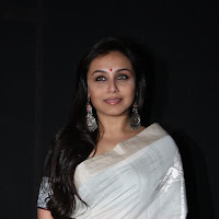 Rani mukherjee at yash chopra statue launch