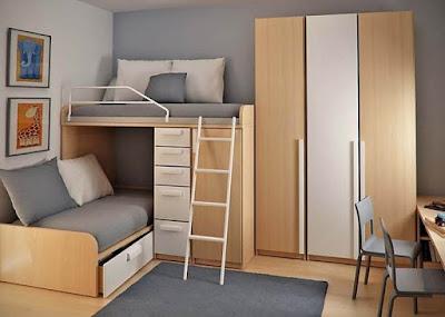 Kamar Tidur Minimalis yang Nyaman