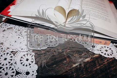 Top Ten Tuesday: Top Ten Favorite Book Quotes