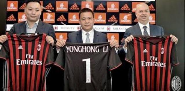 إيطاليا تحقق في صفقة بيع نادي ميلان لمجموعة صينية