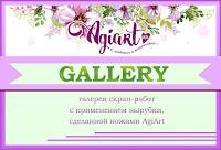 """ЧБ  """"АгиАрт""""в галерее"""