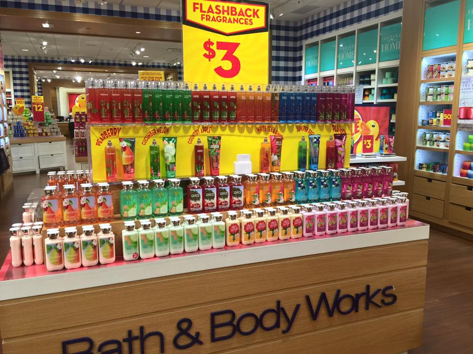 Life Inside The Page Bath Amp Body Works Semi Annual Sale