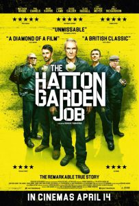 Free Download Film The Hatton Garden Job Sub Indo
