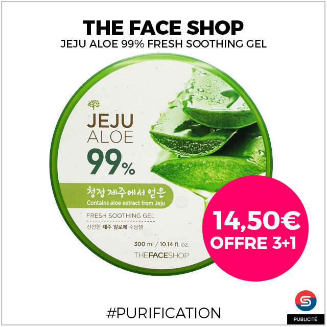 aloe vera the face shop