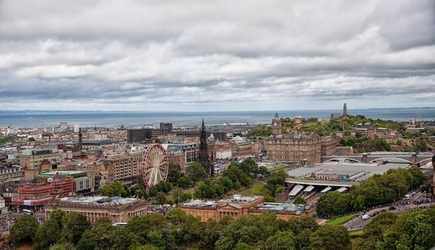Qué ver en Edimburgo y alrededores