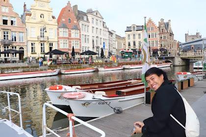 Bagaimana rasanya kuliah di Gent University Belgia   ?