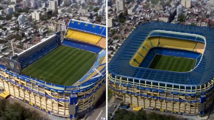 Boca-Juniors-inicio-remodelación-de-La-Bombonera