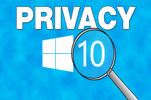 A new program to adjust the privacy settings on Windows 10 with the click of a button