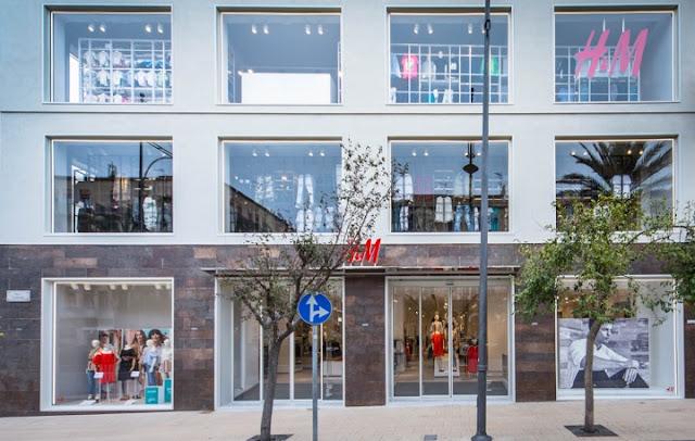 Il nuovo store H&M sul Viale San Martino di Messina