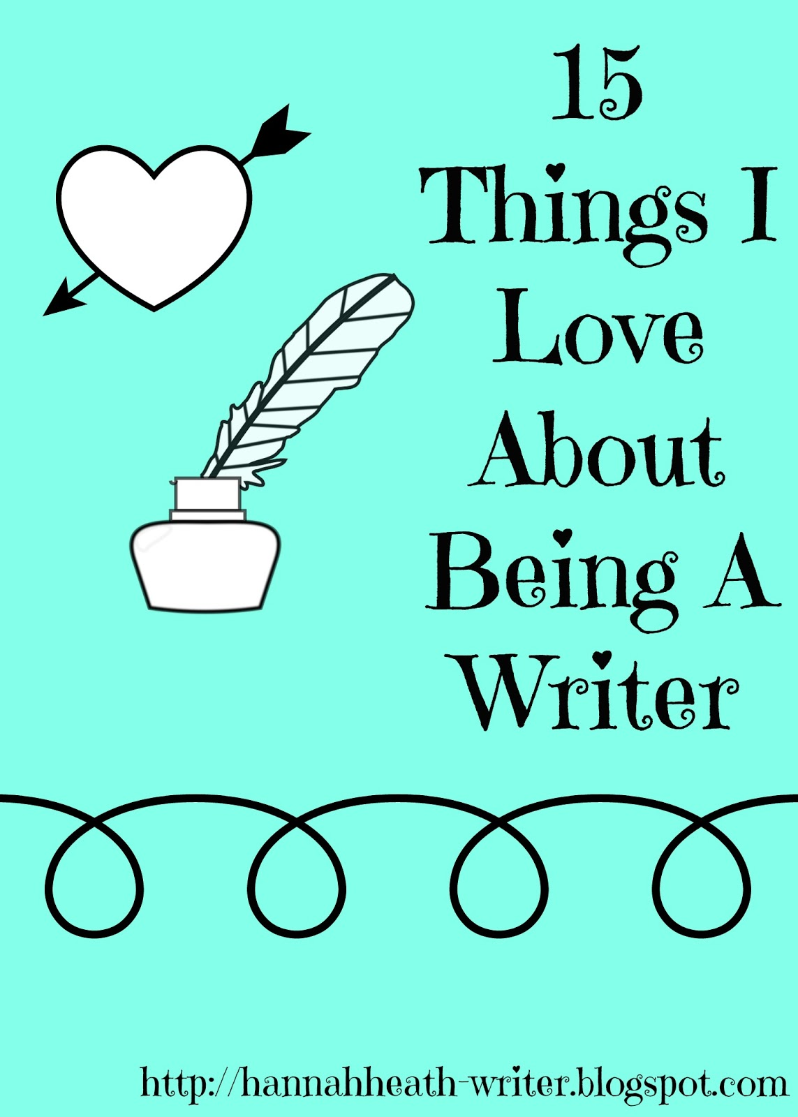 It helps me make sense of the world. I know a lot of people say that  writers write to escape from reality. I don't know about you, but this is  completely ...