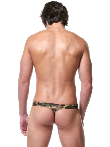 N2N Bodywear Presidio Swim Thong スイムTバッ