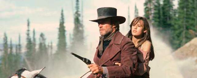 Clin Eastwood, el jinete plaido