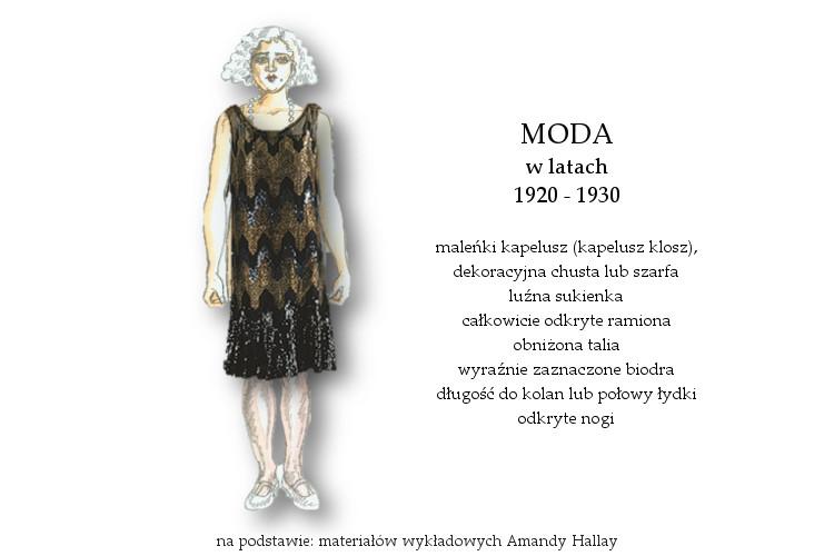 Agnieszka Sajdak-Nowicka karnawał impreza w stylu lat dwudziestych