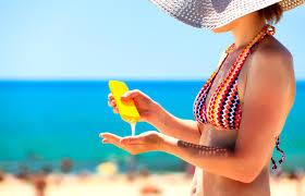 Marilina b Makeup proteccion solar