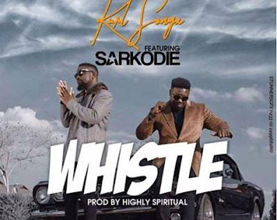 Kurl Songx Ft Sarkodie - Whistle Video