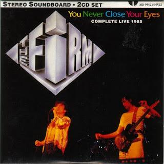 The Firm - 1985-03-16 - Costa Mesa, CA (SBD)