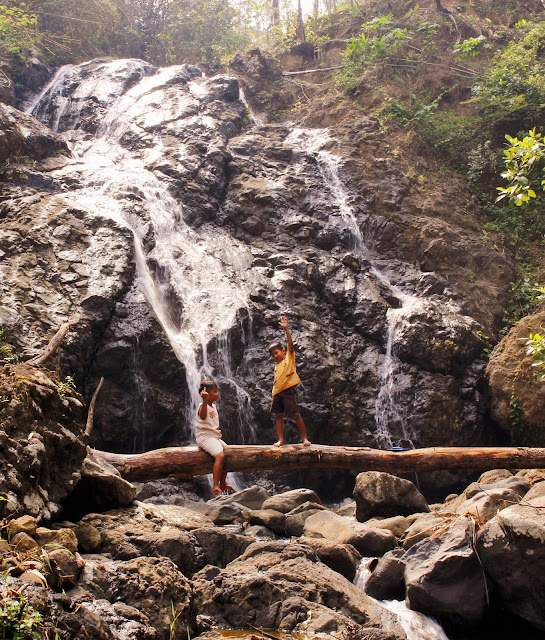 Curug Gandu, Prangkokan, Purwosari, Girimulyo, Kulon Progo