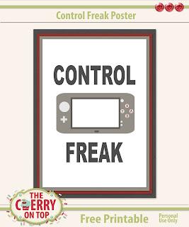 Free Gaming Poster