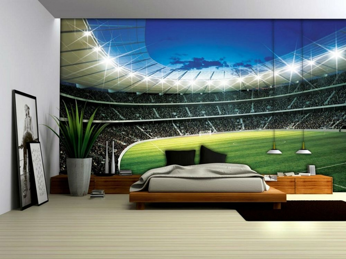 3D Wallpaper Design Ideas For Bedroom Walls